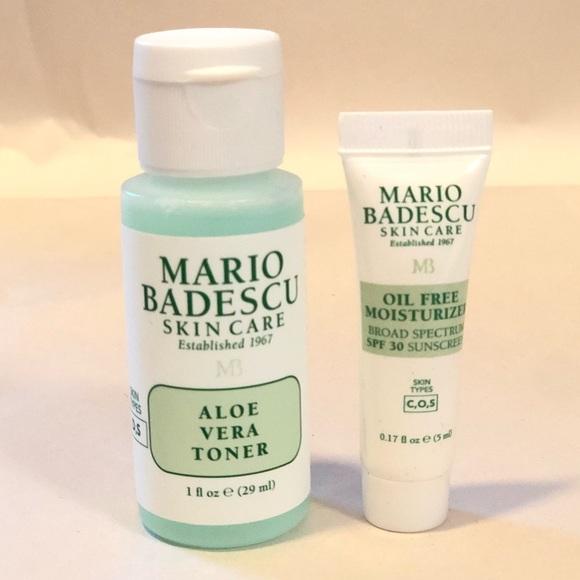 New Mario Badescu Skincare Duo Nwt